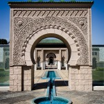 Moroccan Pavilion by Andy Saiden