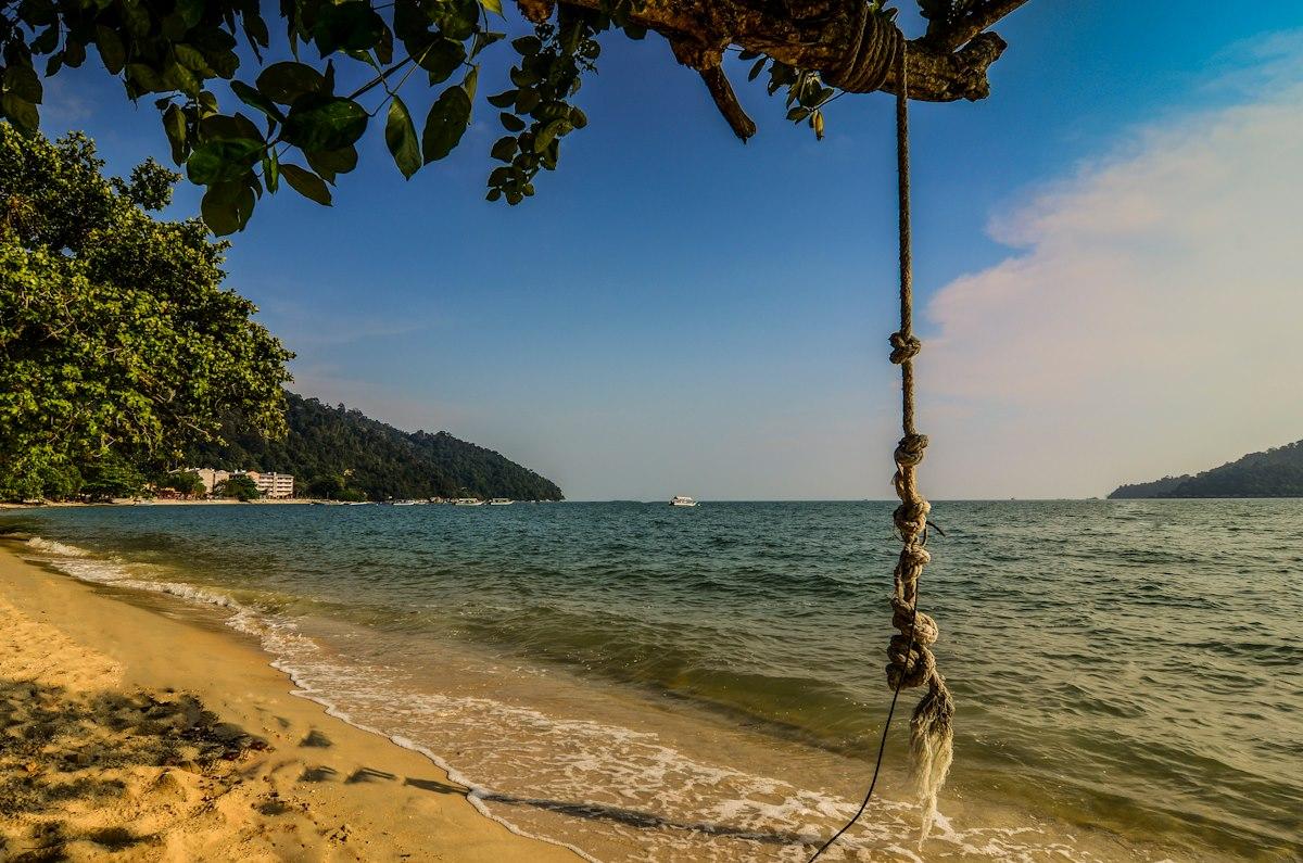 Pulau Pangkor | Andy Saiden