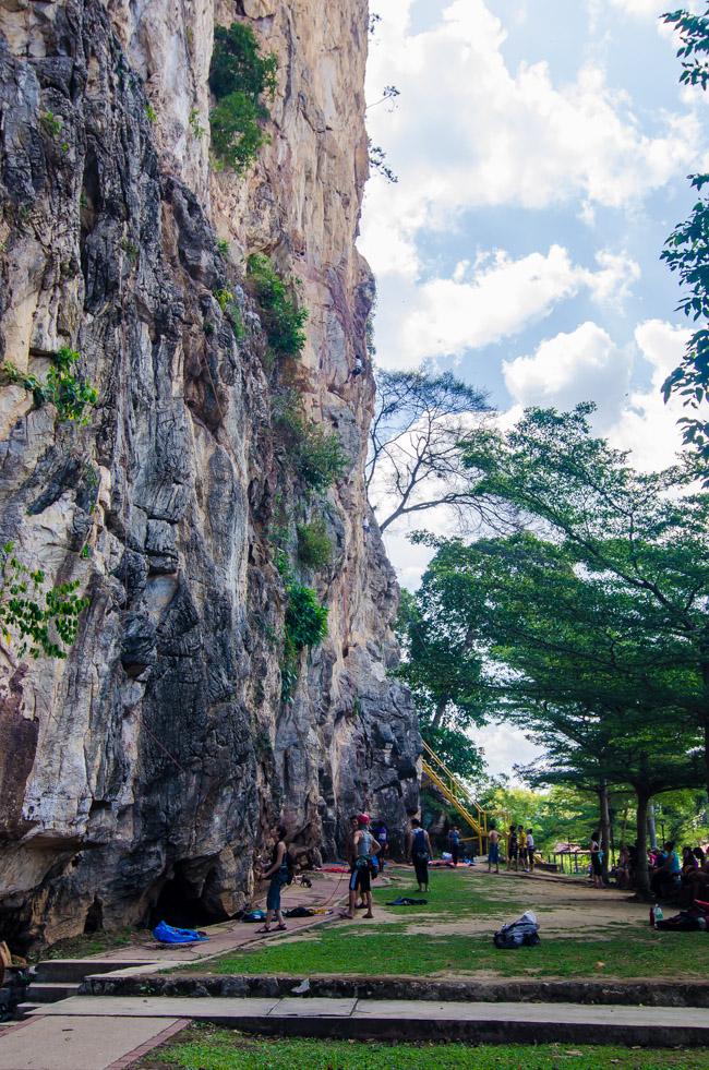Dawal Wall ( Gua Damai extreme park) -1-2