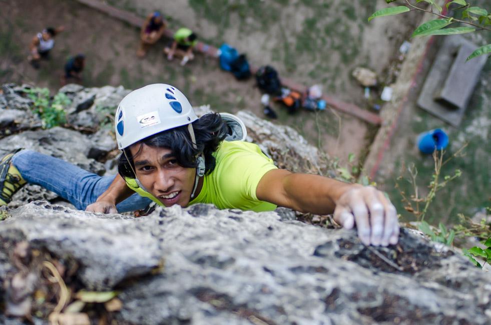 Dawal Wall ( Gua Damai extreme park) -10