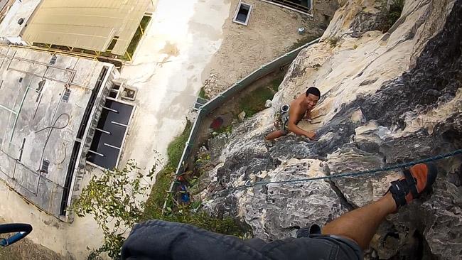 Nanyang Wall, Batu Caves-1-4